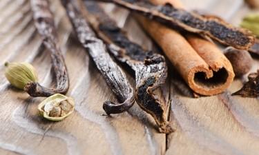 Cinnamon Vanilla Candle