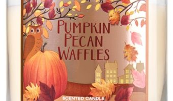 Pumpkin Pecan Waffles – Bath & Body Works Spotlight