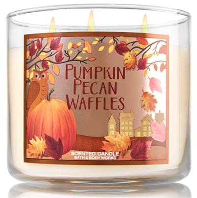 Pumpkin Pecan Waffles Bath Amp Body Works Spotlight