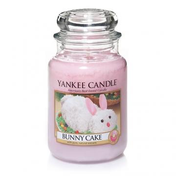 Bunny Cake Candle