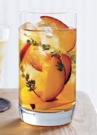 nectarine-iced-tea