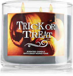 Trick or Treat Candle Bath & Body Works