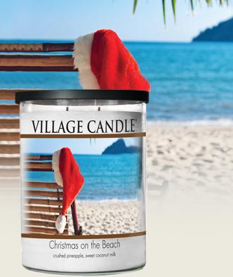 village-christmas-on-the-beach