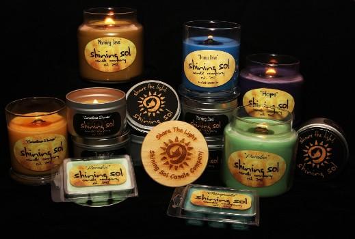 Yankee Christmas Candles