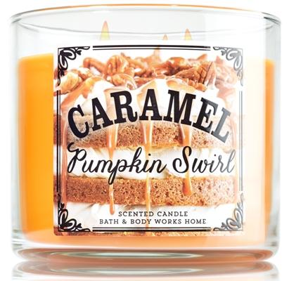 Caramel Pumpkin Swirl Candle