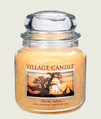 village-candle-african-safari-candle