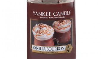 Candle Spotlight – Vanilla Bourbon from Yankee Candle