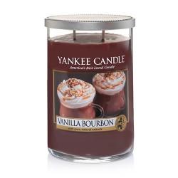 Yankee Candle Vanilla Bourbon Large Tumbler Candle