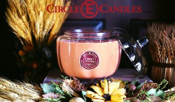 Harvest Pumpkin Candles – Circle E