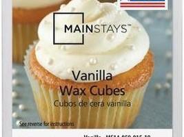 Vanilla Wax Melts – Mainstays Review