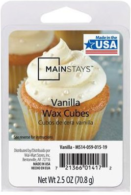Mainstays Vanilla Wax Melts
