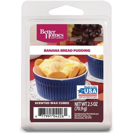 Banana Bread Pudding Wax Melts Better Homes And Gardens