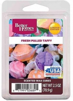 excellent better homes and gardens scented wax cubes. Fresh Pulled Taffy Wax Melt Review  Better Homes and Gardens