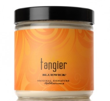 Tangier candle