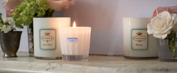 tocca luxury candles 1