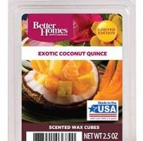 Exotic Coconut Quince – Better Homes and Gardens