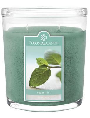 Cedar Mint Candle