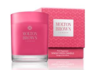 molton brown pink pepperpod candle
