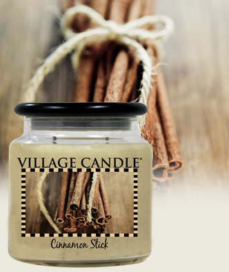 village candle cinnamon stick candle