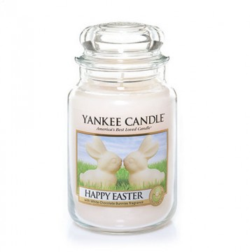 Happy Easter Yankee Candle