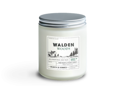 Walden Wods Candle