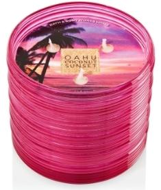 Oahu Coconut Sunset candle