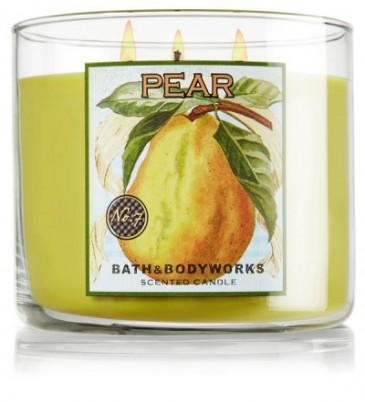 Pear #7 Candle