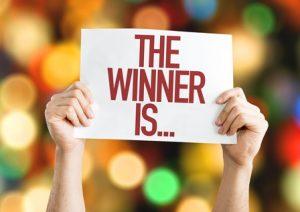 winner announcement