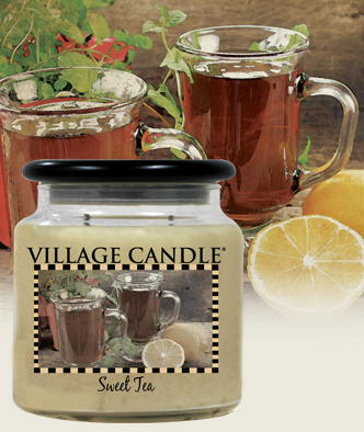 Sweet Tea Candle Village Candle