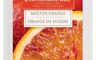 Molten Orange Wax Melts – ScentSationals