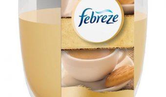 Vanilla Latte – Febreze Candle Review