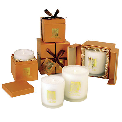 yuzu & bergamot candle