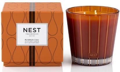 Pumpkin Chai Nest candle