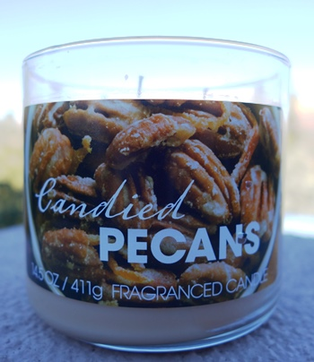 candied pecans walmart candle