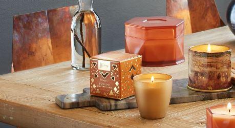 pumpkin peppercorn illume candles
