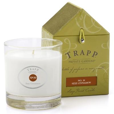 sexy cinnamon trapp candle