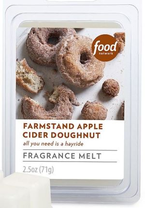 Farmstand apple cider doughnut