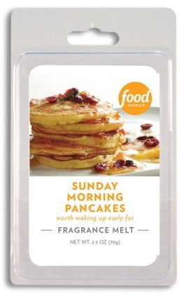 Sunday Morning Pancakes Food Network Scented Melt Review