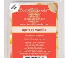 Apricot Vanilla ScentSationals Wax Melts