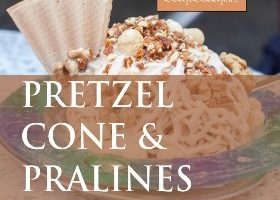 Pretzel Cone & Pralines ScentSationals Wax Melt Review