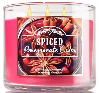 Village Candle Village Candle » Spiced Pomegranate Cider ...