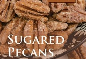 Sugared Pecans ScentSationals Wax Melt Review