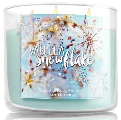 Vanilla Snowflake