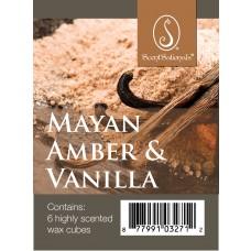 Mayan Amber & Vanilla