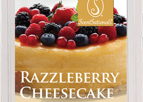 Razzleberry Cheesecake – ScentSationals Melt Review