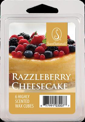 Razzleberry Cheesecake