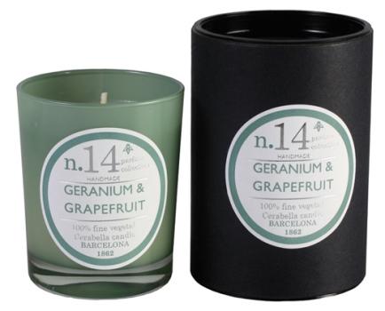 Geranium & Grapefruit