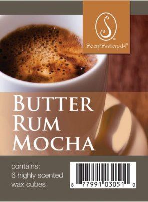 Butter Rum Mocha