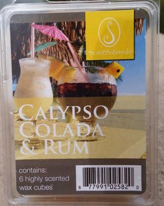 Calypso Colada & Rum