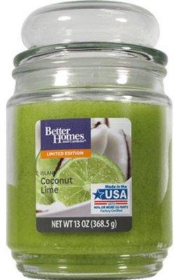 Island Coconut Lime